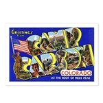 Camp Carson Colorado Postcards (Package of 8)