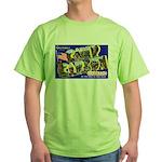 Camp Carson Colorado Green T-Shirt