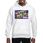 Camp Carson Colorado (Front) Hooded Sweatshirt