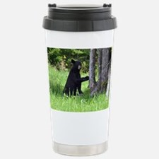 Bear cub Stainless Steel Travel Mug
