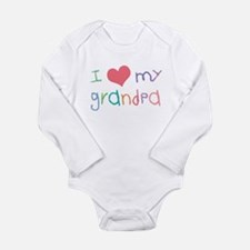 KidsLoveGrandpa Body Suit