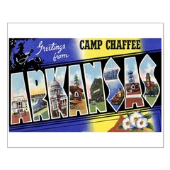 Camp Chaffee Arkansas Posters