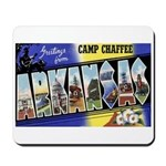 Camp Chaffee Arkansas Mousepad