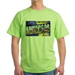 Camp Chaffee Arkansas Green T-Shirt
