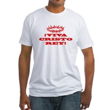 Viva Cristo Rey Red Shirt