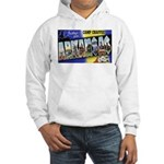 Camp Chaffee Arkansas Hooded Sweatshirt