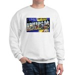 Camp Chaffee Arkansas (Front) Sweatshirt