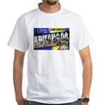 Camp Chaffee Arkansas White T-Shirt
