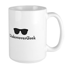 Undercover Geek Mug