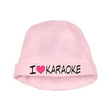 Cute Karaoke Baby Beanie Hat