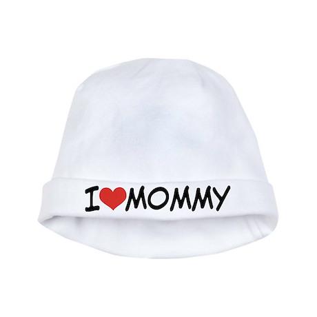 I Heart Mommy Baby Love Beanie Hat