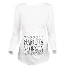 loo Women's Plus Size V-Neck Dark T-Shirt