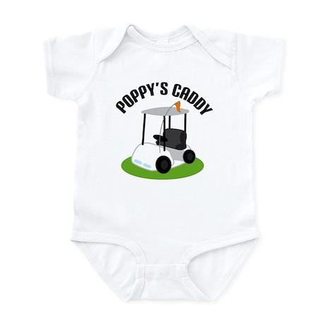 Poppy's Caddy Infant Bodysuit