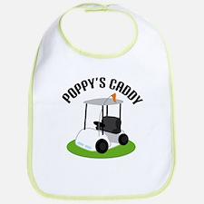 Poppy's Caddy Bib