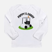 Poppy's Caddy Long Sleeve Infant T-Shirt