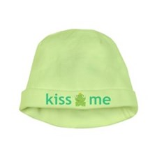 Frog Fairytale Kiss Me Prince Baby Hat