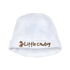 Little Cowboy Cute Baby Beanie Hat