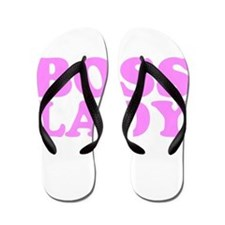 bosslady1rosa.png Flip Flops