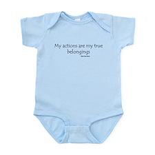 Cool Tao Infant Bodysuit