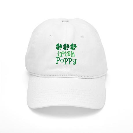 Irish Poppy Grandpa Cap
