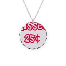 kisses25cents.png Necklace