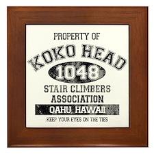 Property of Koko Head Stair Climbers Association F