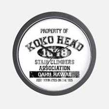 Property of Koko Head Stair Climbers Association W
