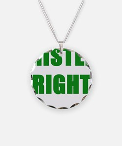 mister right green.png Necklace