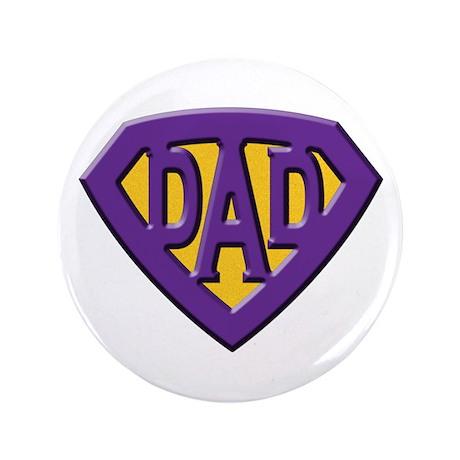 "Super-Dad 3.5"" Button (100 pack)"