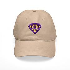 Super-Dad Baseball Cap