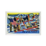 Camp Hale Colorado Rectangle Magnet