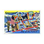 Camp Hale Colorado Mini Poster Print