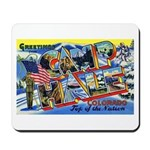 Camp Hale Colorado Mousepad