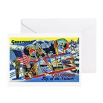 Camp Hale Colorado Greeting Cards (Pk of 10)