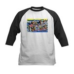 Camp Hale Colorado Kids Baseball Jersey