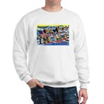 Camp Hale Colorado (Front) Sweatshirt