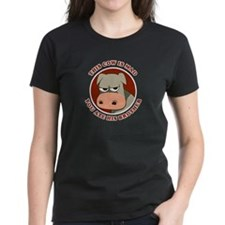 Women's Angry Cow T-Shirt