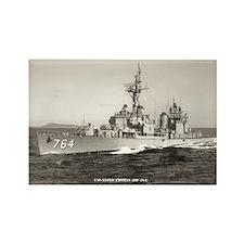 USS LLOYD THOMAS Rectangle Magnet