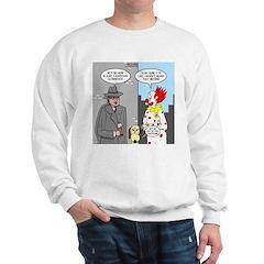 aardvark cartoon Sweatshirt