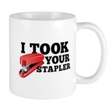 stapler_black.tif Mug