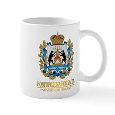 Novgorod Oblast COA Mug