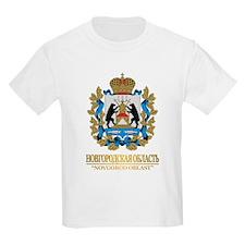 Novgorod Oblast COA T-Shirt