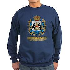Novgorod Oblast COA Sweatshirt