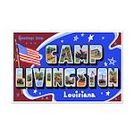 Camp Livingston Louisiana Mini Poster Print