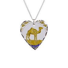 Eritrea Coat Of Arms Necklace