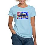 Camp Livingston Louisiana Women's Pink T-Shirt