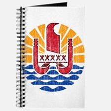French Polynesia Coat Of Arms Journal