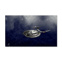 """""""Trapped"""" 20x12 Star Trek Wall Decal"""