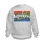 Camp Shelby Mississippi Kids Sweatshirt