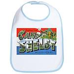 Camp Shelby Mississippi Bib